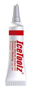 icetoolz lubricant c175 boron nitride for ceramic bearings tube 3ml white