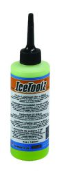 IceToolz lubricating oil C147, for E-bike chains 120ml, transparent