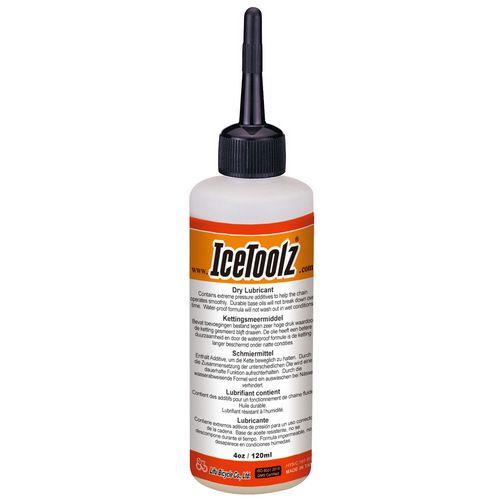 icetoolz lubricating oil c161 4oz120ml transparent