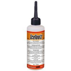 IceToolz lubricating oil C161 4oz•/120ml, transparent