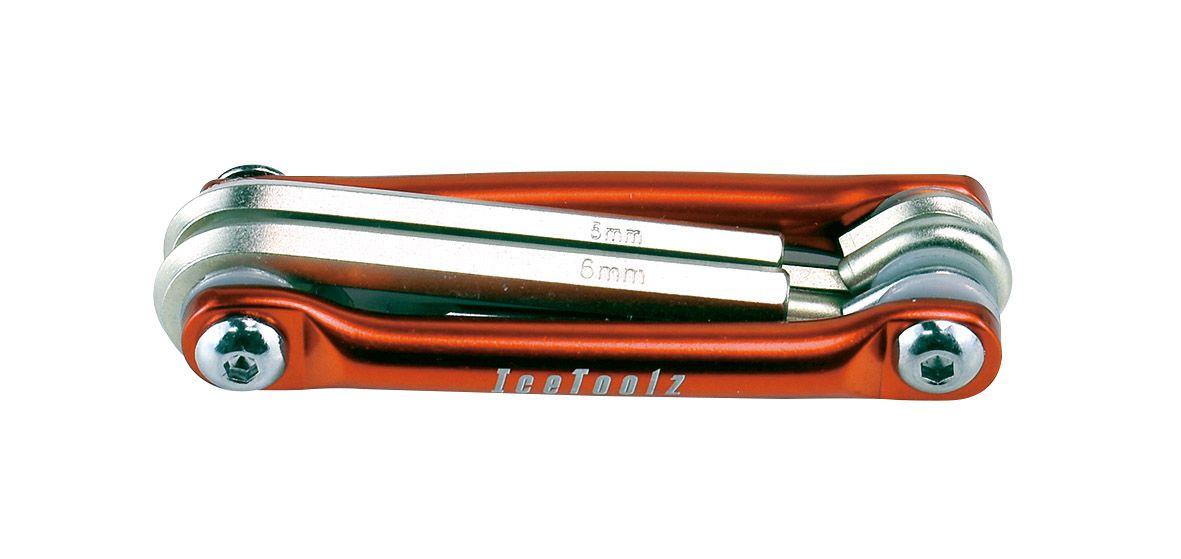 icetoolz multitool 96b1 bar5 5delig rood