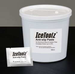 IceToolz montagepasta C146, anti-slip 500ml, wit
