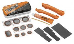 IceToolz repair kit 65A1, in a can 5 parts, orange