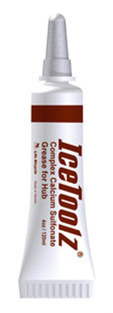 icetoolz smeermiddel voor naven calciumsulfaat tube 3ml