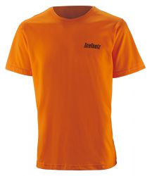 IceToolz t-shirt 17U1~U5, short sleeve S~XXL, orange