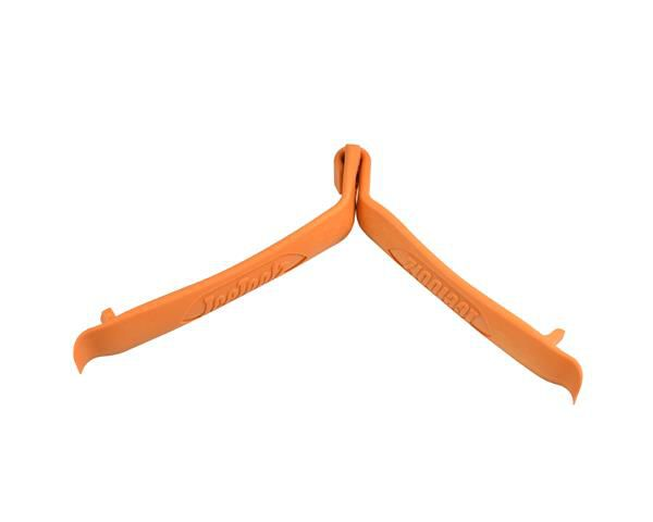 icetoolz tire levers 64a2 pincers duo function set of 2 pieces orange