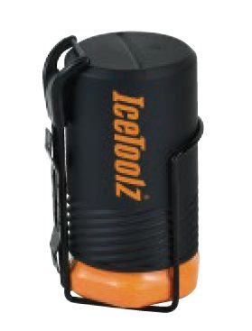 icetoolz tool bottle 83a1 for tire repair 10 parts black