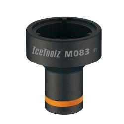 IceToolz trapassleutel M083, 3-noks, zwart