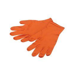 IceToolz werkhandschoenen 17G1, NBR XL - 100 st. in doos, oranje