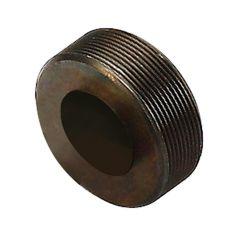 IceToolzXpert BB screw E171T, left side, Italian thread 36x24tpi, silver