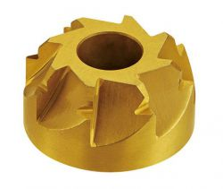 "IceToolzXpert head tube reamer E181V, FSA 44 ø1.1/8"" top, gold"