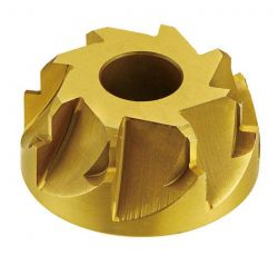 "IceToolzXpert head tube reamer E181W, FSA 44 ø1.1/8"" bottom, gold"