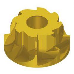 IceToolzXpert ruimer E171M, met vlakfrees ø46mm (PF30), goud