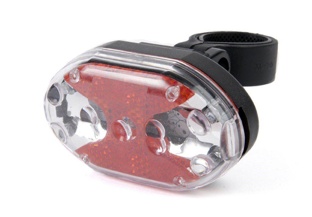 ikzilight achterlicht 5xled rood