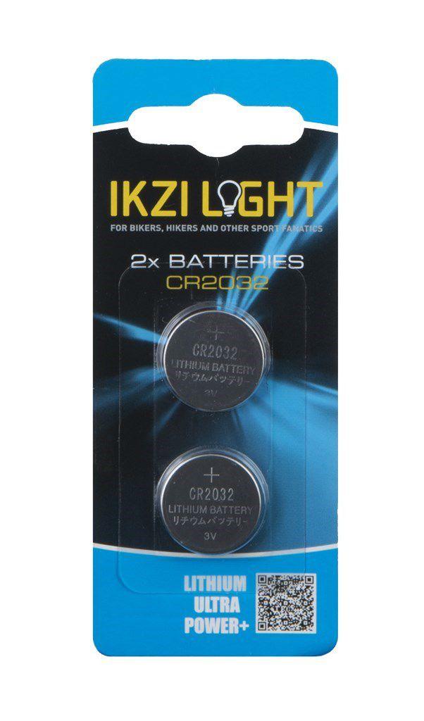 ikzilight knoopcel lithium cr2032 3v