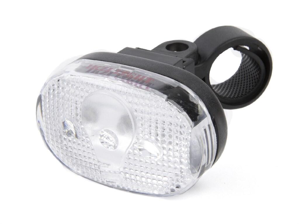 ikzilight koplamp 3xled ovaal wit