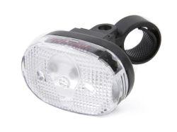 IkziLight koplamp 3xled ovaal, wit