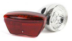 IkziLight verlichtingsset Retro CP, 3x witte LED bracket, CP