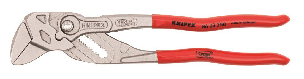 cyclus knipex schroefsleutelsleuteltang tot 46mm l250mm