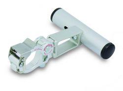 Minoura accessory holder SGS-300S, SpaceGrip ø22~29mm L100, silver