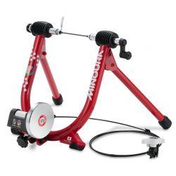 "Minoura bicycle trainer LiveRide LR341, +remote 24""-700x45C, red"
