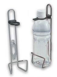 Minoura bottle cage AB-500 mini, PET-cage 500ml, silver