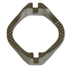 Minoura nippelspanner NW-200, 3.2~3.4mm, zilver