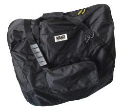 """Mirage Bike Portage bag voor 16""""~20"""" vouwfiets, zwart"""