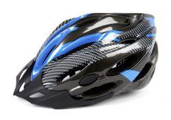 Mirage helm aerodynamisch, Allround 54~58cm, zwart|blauw