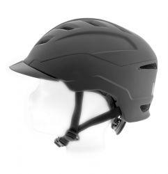 Mirage helmet Hi-Speed, S-154 L/XL 58~61cm, black-matt