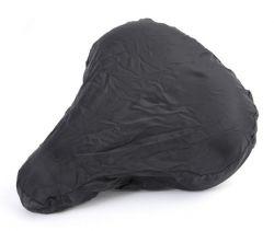 Mirage saddle cover unisex, waterproof stretch nylon universal, black