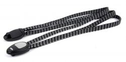 Mirage snelbinder Triobinder, 3-banden 67~80cm, zwart