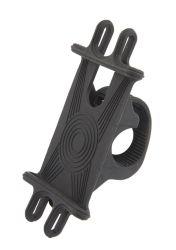 Mirage telefoonhouder silicone Zero-Six Spider, zwart