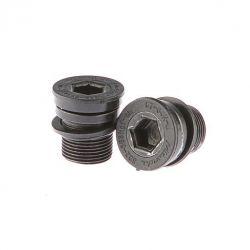 Miranda crankbout Bosch 1-2, met 3 sluitringen M15x13mm, zwart