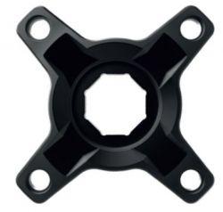Miranda spider Brose Boost, BCD 104, 4 holes 55.0mm, zwart