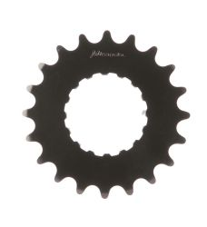 Miranda tandwiel 20T Bosch2, carbon staal, zwart
