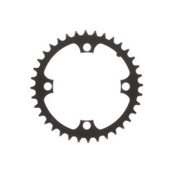 Miranda tandwiel 36T Bosch1, steek 104, staal, zwart