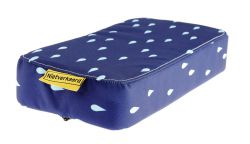 NotBad seat cushion Zitje, Drops, blue
