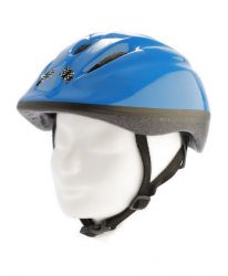 PexKids children's helmet Race, car, blue