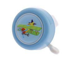 PexKids kinderbel, Ik ben een vliegtuig, blauw