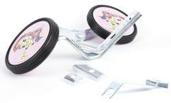"PexKids side wheels plastic, Mila 12~20"", pink"