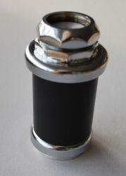TecoraE balhoofdstel, zilver