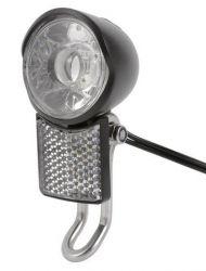 Sate-Lite koplamp C2-ø36.5mm, Cree-XPC 15Lux bracket, zwart