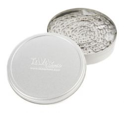 "Taya ketting Super-Single-Alpha, 1-speed 1/2""x3/32"", zilver"