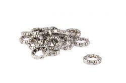 "TecoraE ball bearing ring BSA, bottom bracket 9x1 / 4 "", CP"
