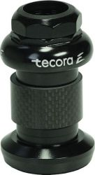 "Tecora E headset ball/needle bearing, EC30/25.4-24tpi|EC30/26 1"", black"