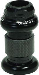 "TecoraE headset, EC24/28,6tpi|EC34/30 1.1/8"", black"