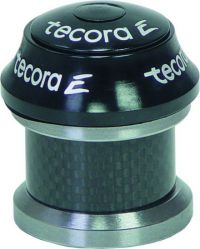 "Tecora E headset, IS42/28.6|IS42/30 1.1/8"", black"
