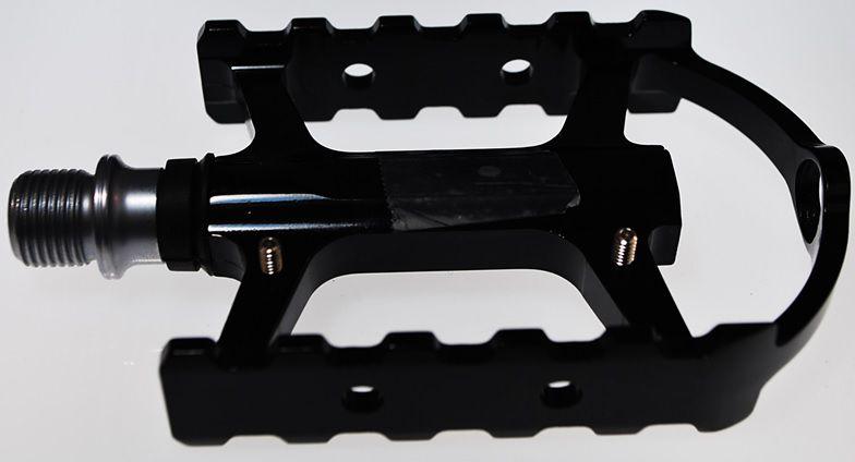 tecorae pedaal tecmulti multigrip 120x70x20cm zwart