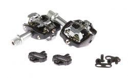 TecoraE pedal 2-sided, ATB, black